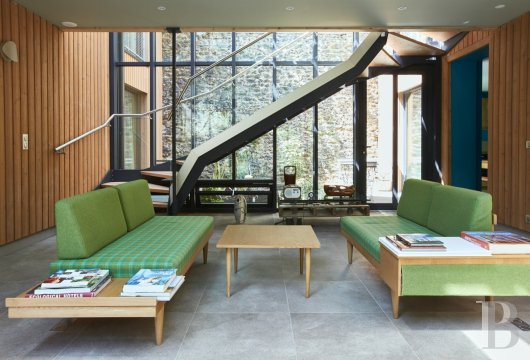 An ecological guest house in a «green bubble»  in the 11th arrondissement of Paris - photo N°5