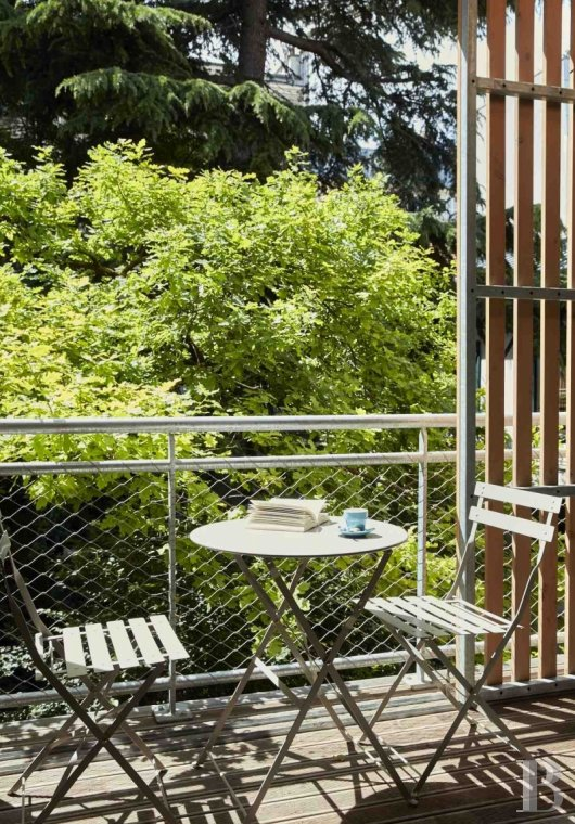 An ecological guest house in a «green bubble»  in the 11th arrondissement of Paris - photo N°9