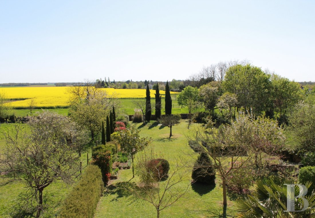 France mansions for sale center val de loire manors for - 11