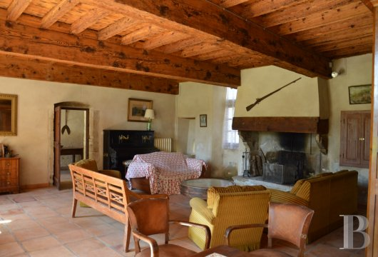 character properties France rhones alps character houses - 12