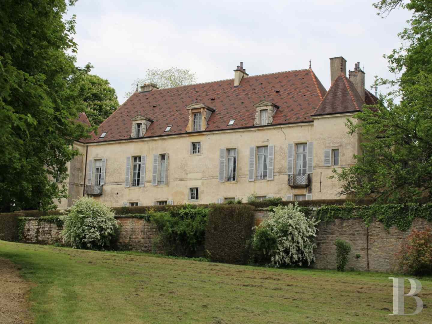 chateaux for sale France burgundy castles chateaux - 2 zoom
