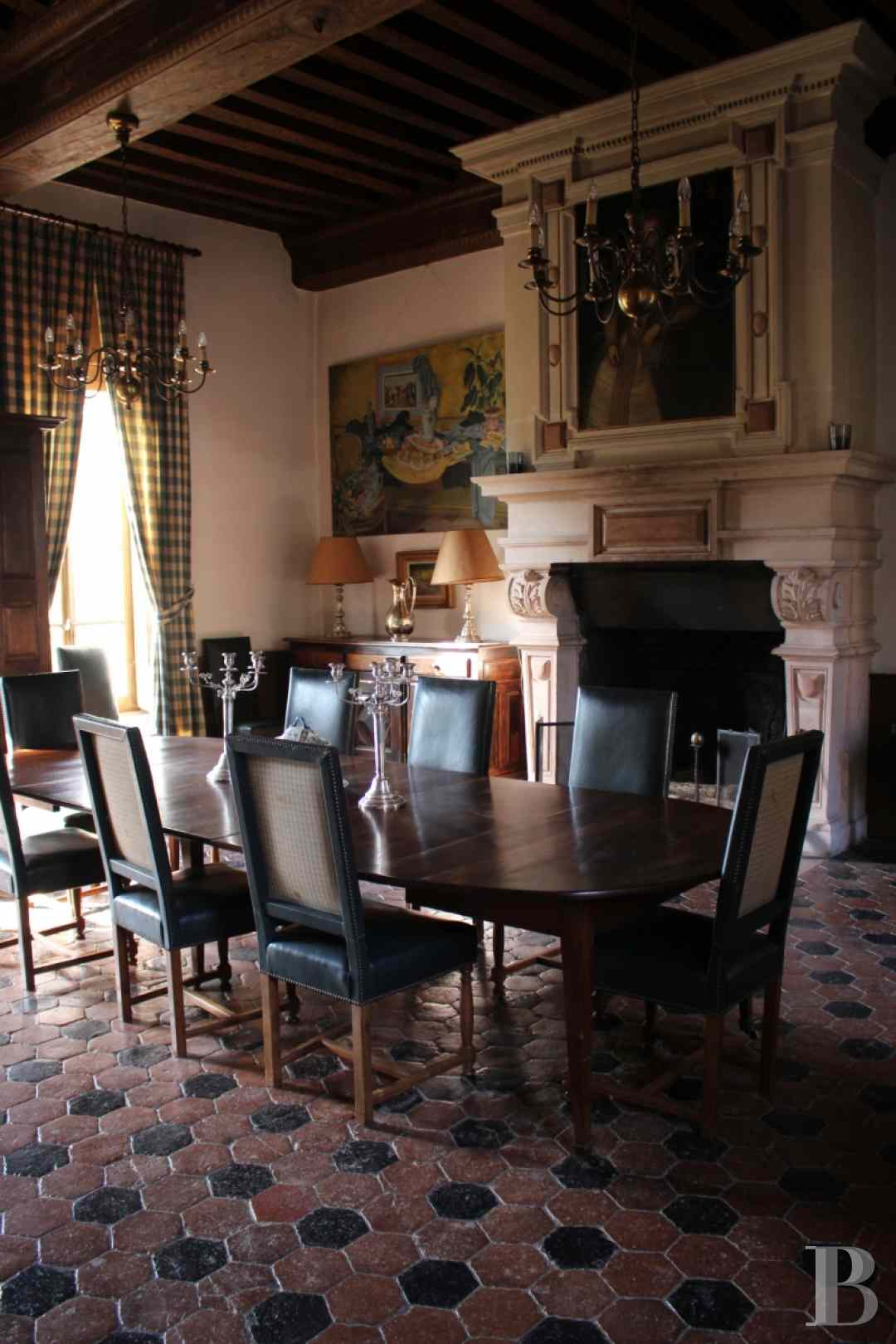 chateaux a vendre bourgogne chateau a - 5 zoom