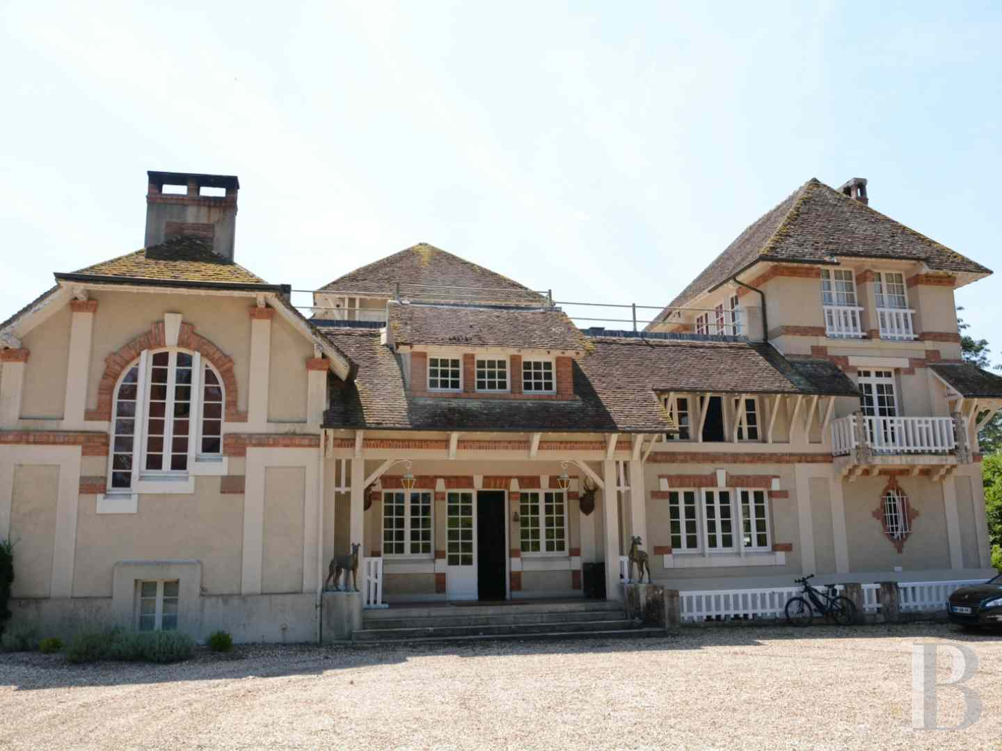 property for sale France center val de loire residences hunting - 2 zoom