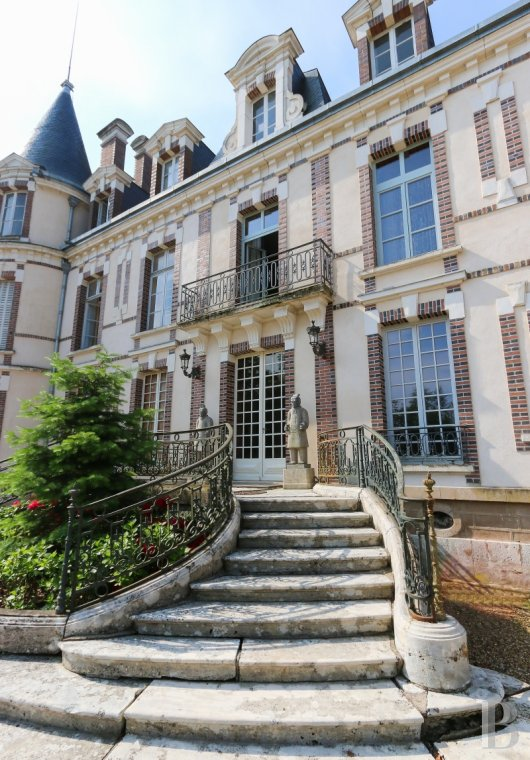 chateaux a vendre bourgogne chateau corps - 4
