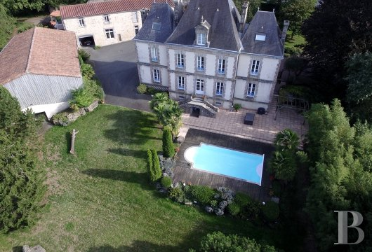 chateaux for sale France pays de loire   - 3