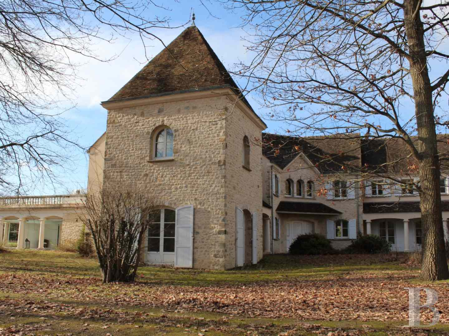 character properties France ile de france character houses - 4 zoom