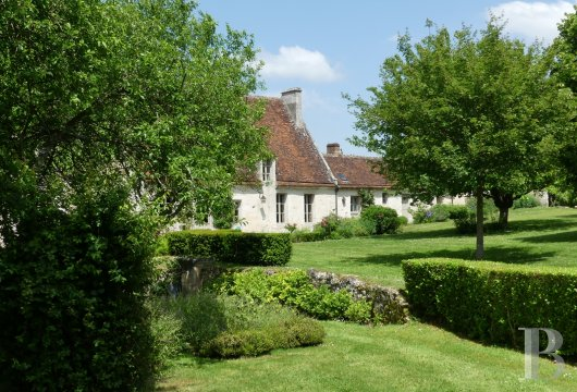France mansions for sale lower normandy   - 4