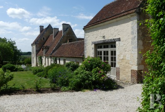 France mansions for sale lower normandy manors for - 4