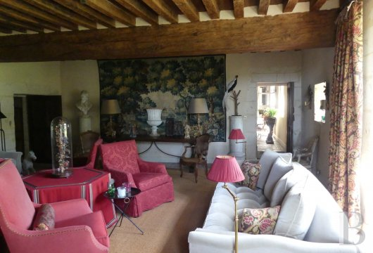 France mansions for sale lower normandy manors for - 14