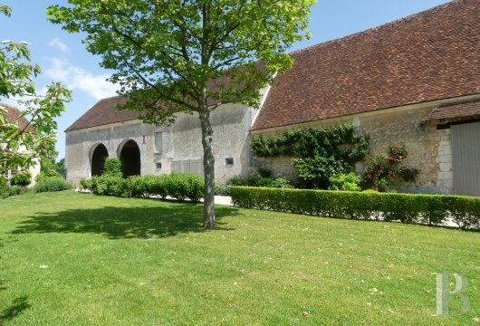 France mansions for sale lower normandy manors for - 7