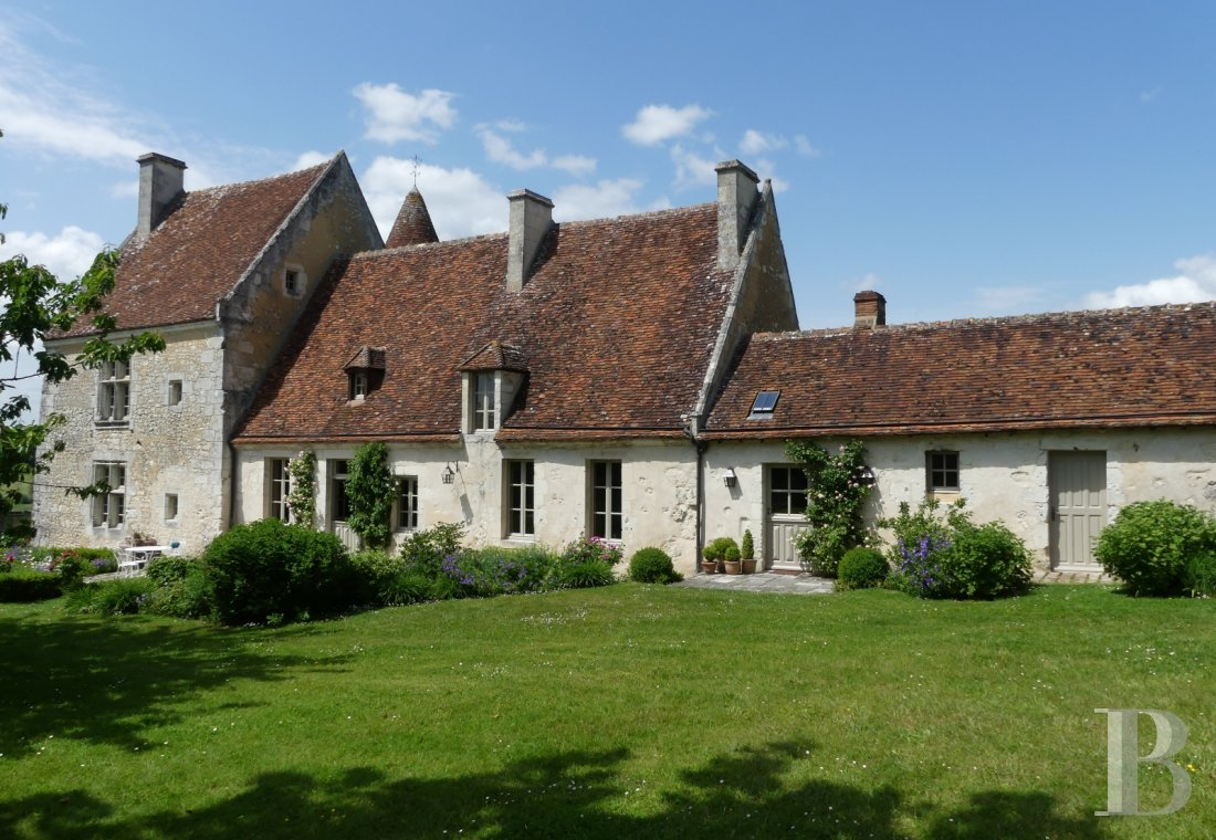 France mansions for sale lower normandy manors for - 1