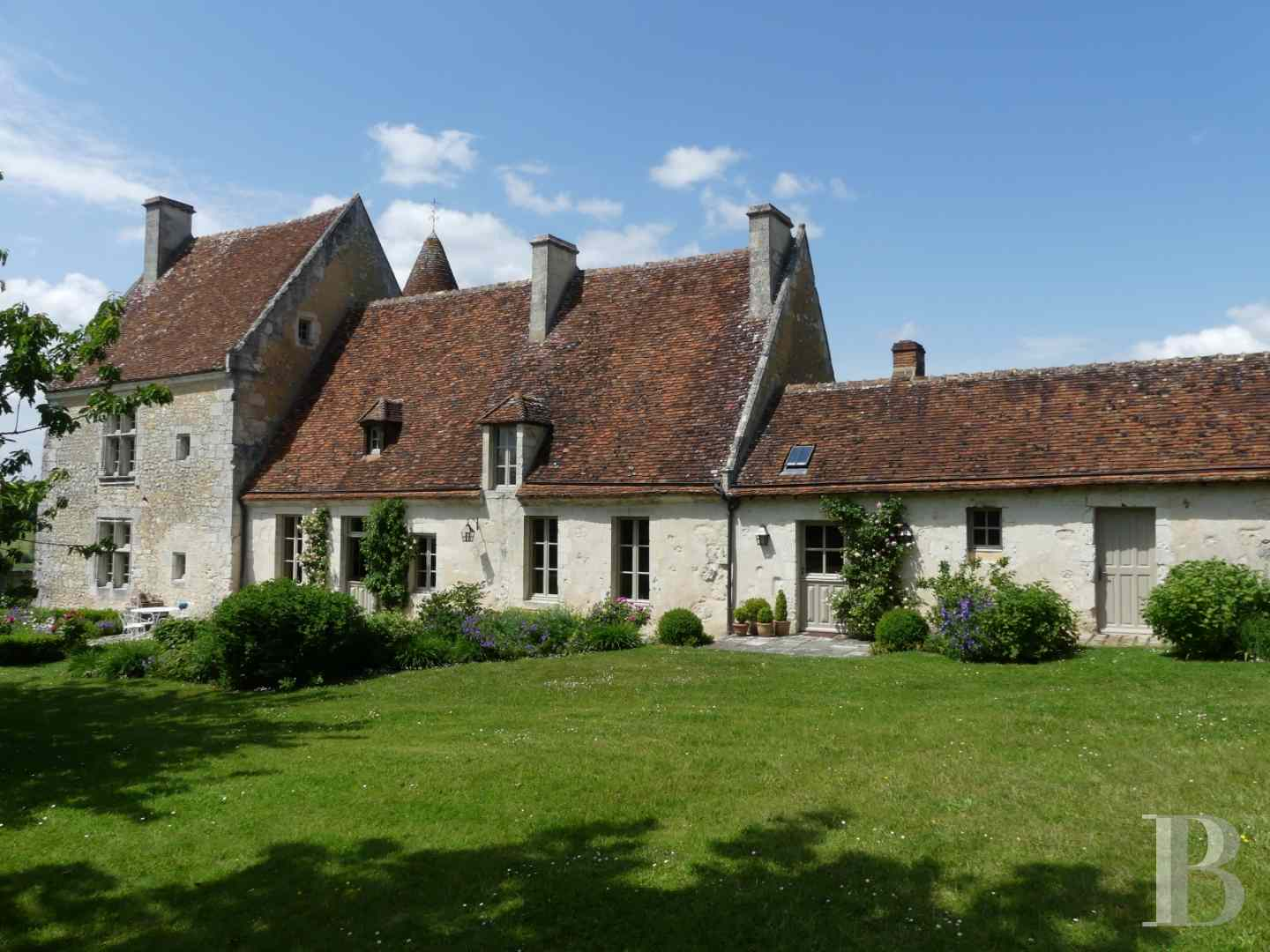 France mansions for sale lower normandy manors for - 5 zoom