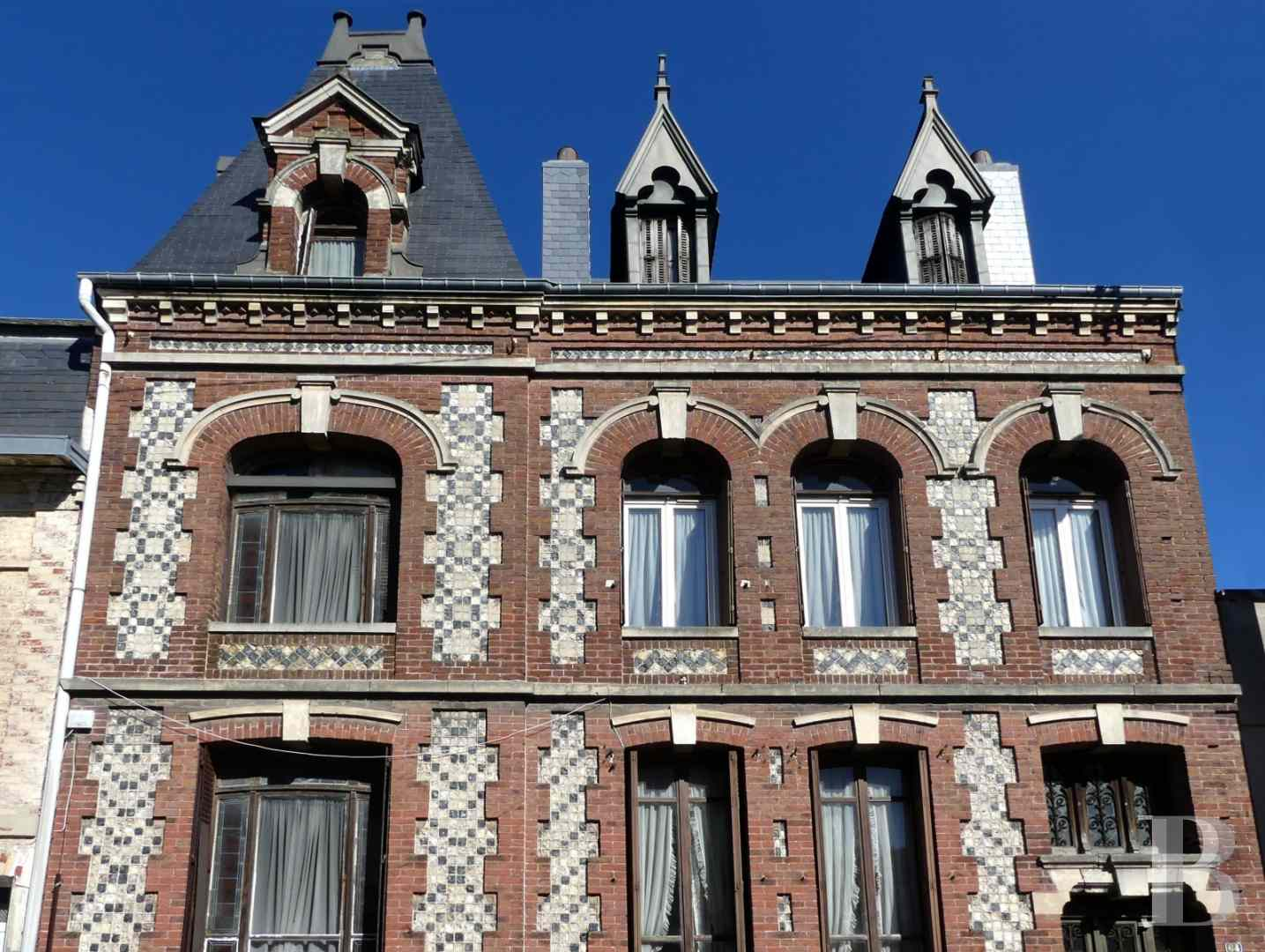 character properties France upper normandy character houses - 1 zoom