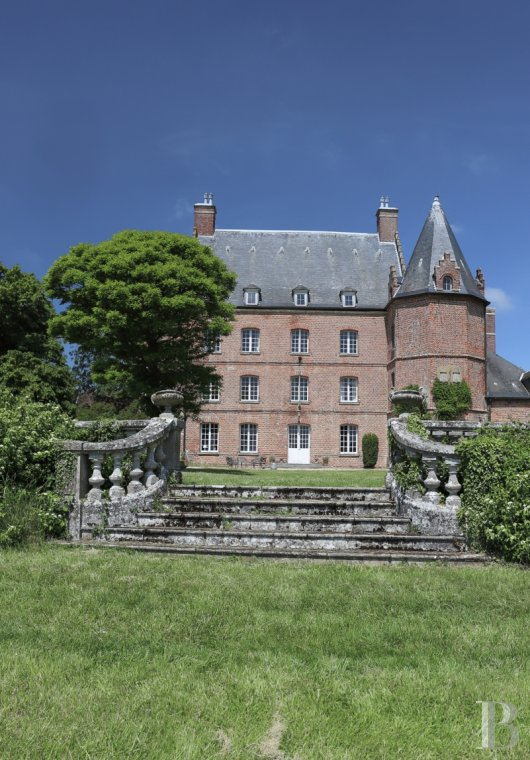 chateaux for sale France picardy   - 4