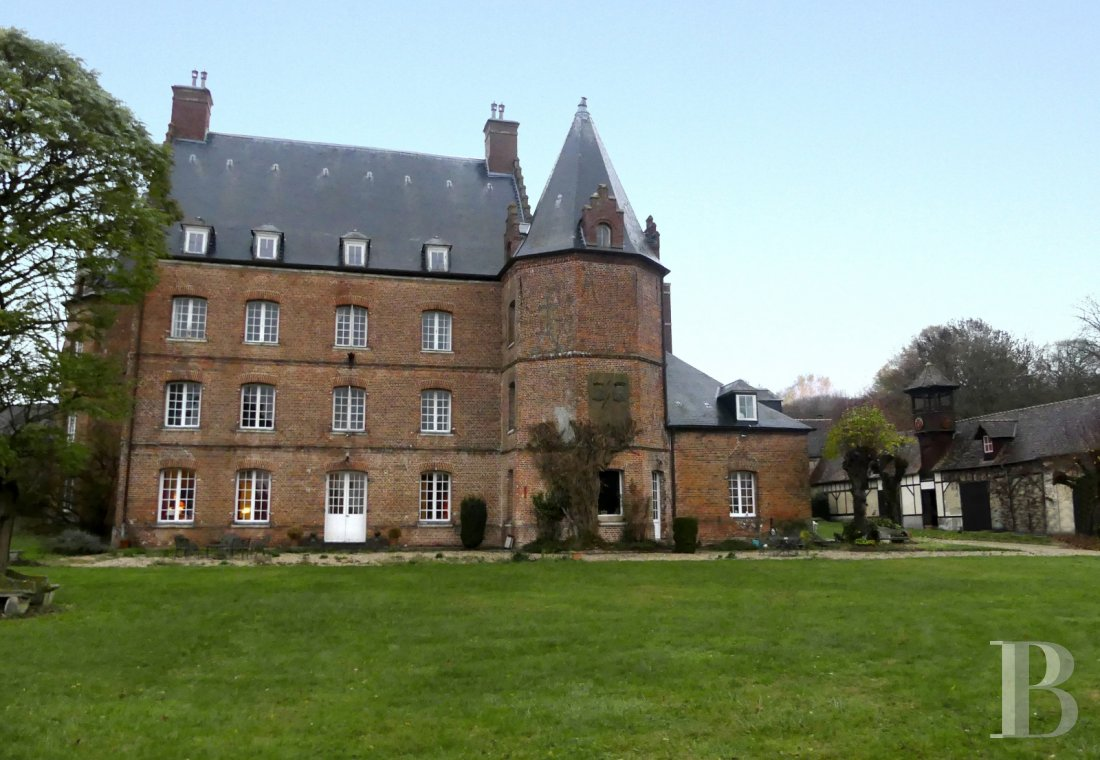 chateaux for sale France picardy castles chateaux - 2