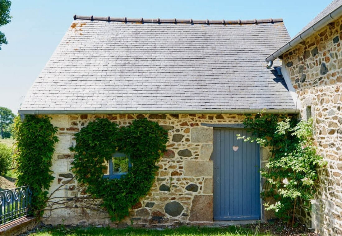 A «family» of eight lively homes sharing the same rural spirit  in the Côtes d'Armor, between Guingamp and Saint-Brieuc - photo  n°21