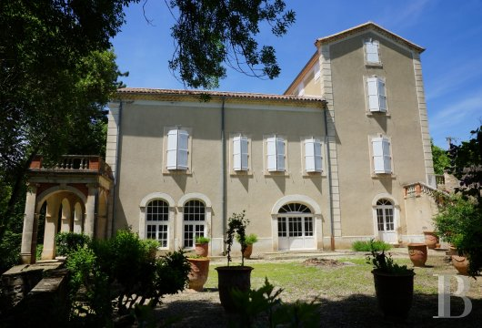 chateaux for sale France languedoc roussillon castles chateaux - 7