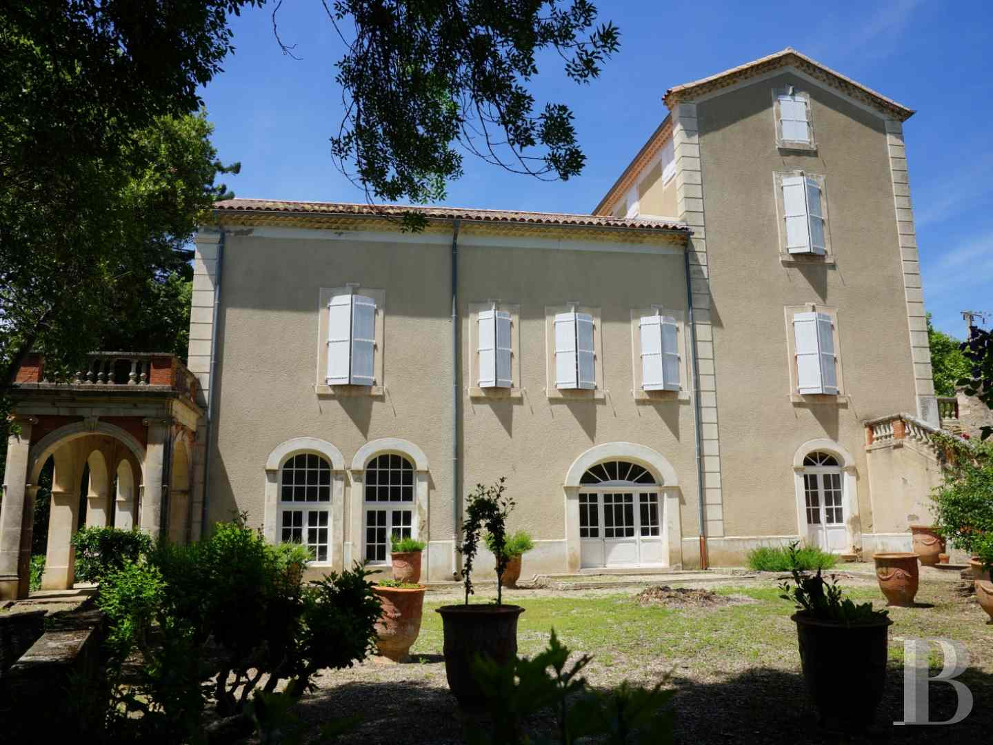 chateaux for sale France languedoc roussillon castles chateaux - 7 zoom