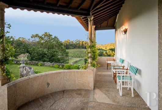An 18th century family estate surrounded by lands and vineyards in the north of Portugal  - photo N°26