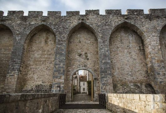 fA medieval fortress transformed into a fairy tale castle  in Essonne, less than an hour from Paris - photo N�5