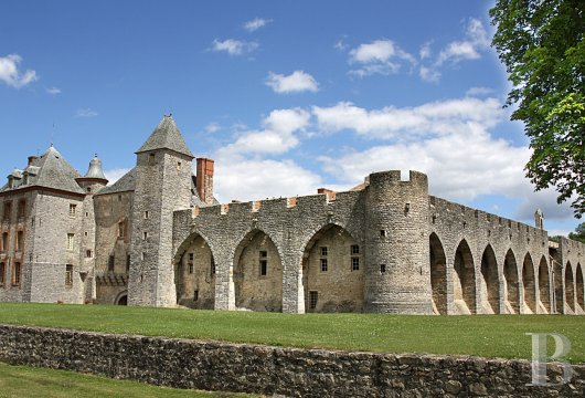 fA medieval fortress transformed into a fairy tale castle  in Essonne, less than an hour from Paris - photo N�3