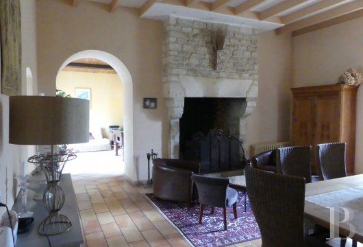 property for sale France pays de loire residences mansion - 9