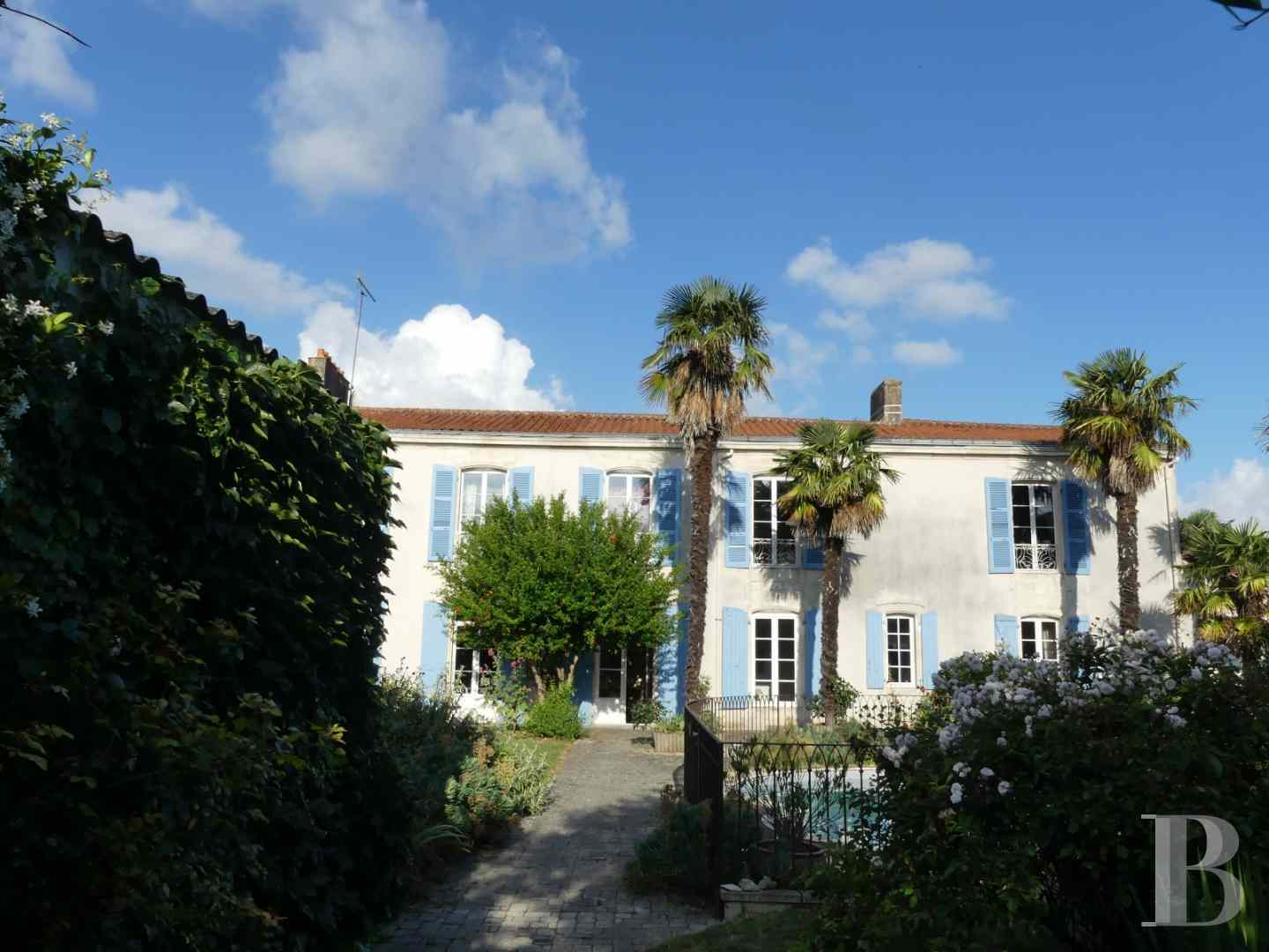 property for sale France pays de loire residences mansion - 1 zoom