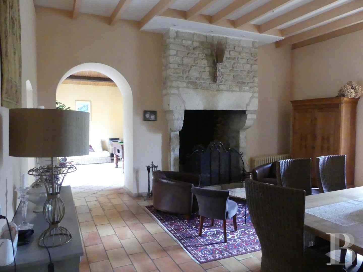 property for sale France pays de loire residences mansion - 9 zoom