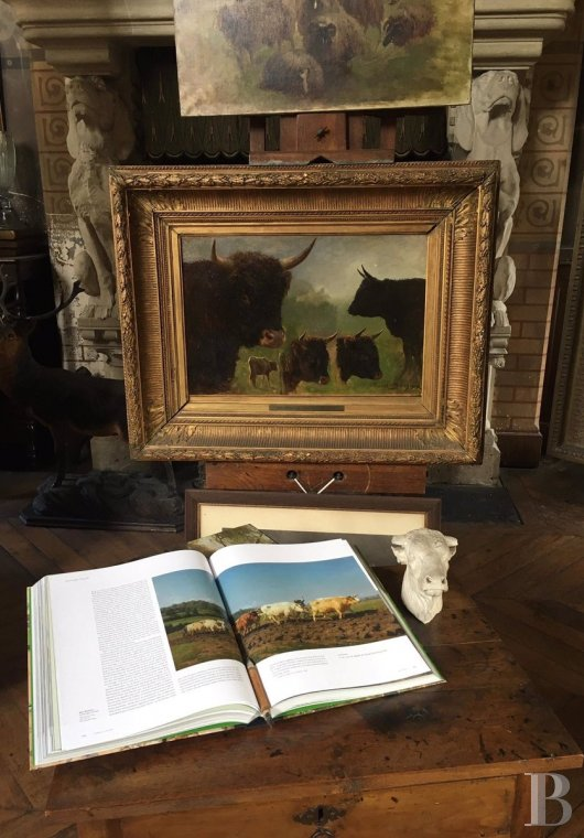 The Rosa Bonheur chateau filled with memories of the artist  at the edge of the Fontainebleau forest  - photo  n°16