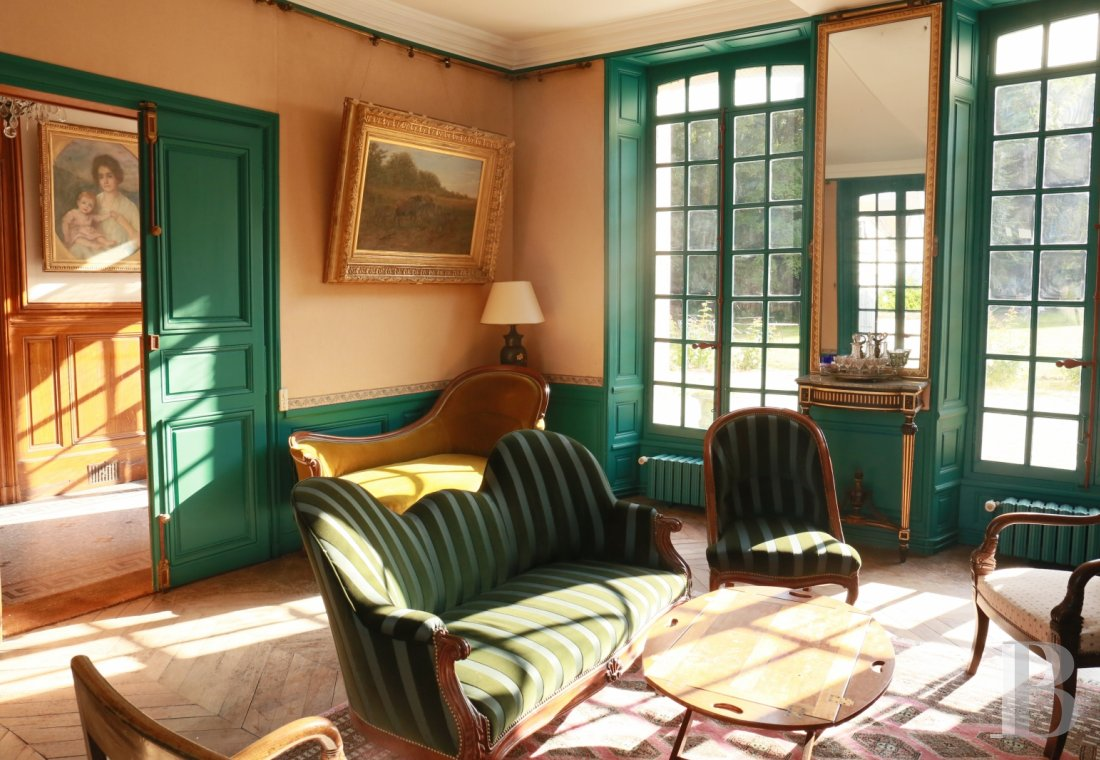 The Rosa Bonheur chateau filled with memories of the artist  at the edge of the Fontainebleau forest  - photo  n°20