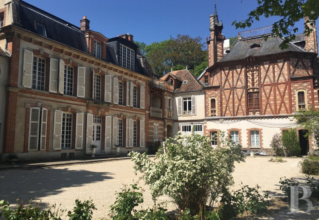 The Rosa Bonheur chateau filled with memories of the artist  at the edge of the Fontainebleau forest  - photo  n°2