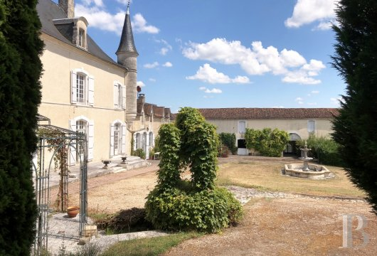 chateaux for sale France aquitaine castles chateaux - 16