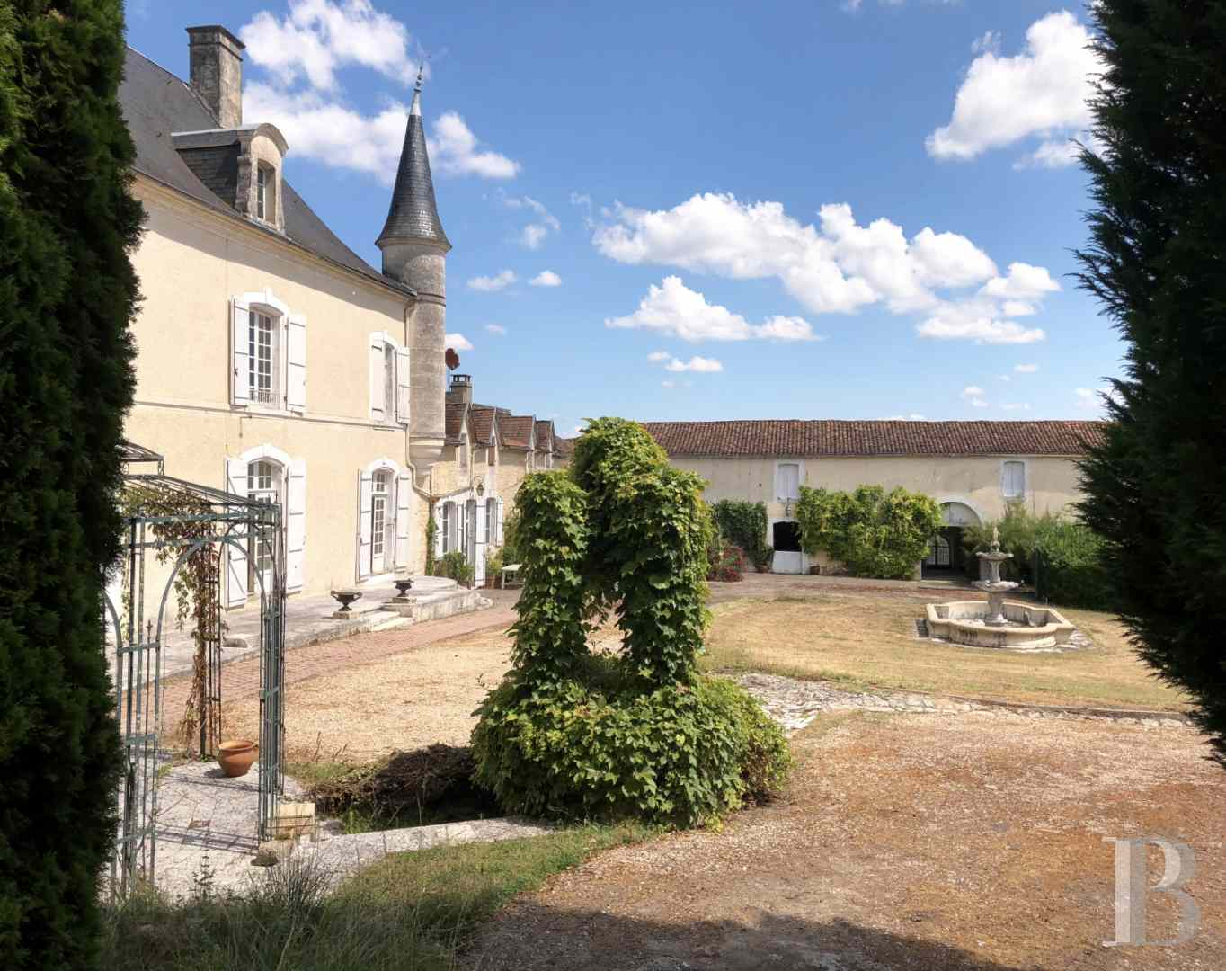 chateaux for sale France aquitaine castles chateaux - 16 zoom