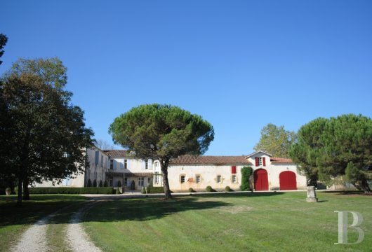 chateaux for sale France midi pyrenees   - 22