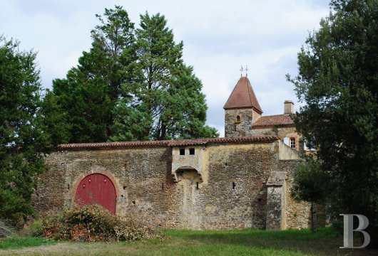 chateaux for sale France midi pyrenees castles chateaux - 2