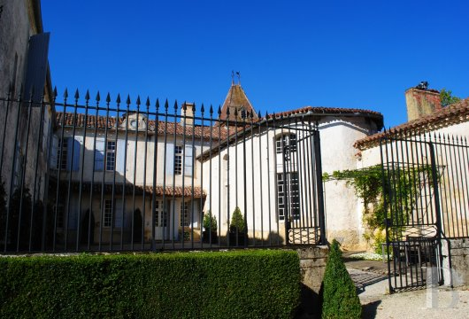 chateaux for sale France midi pyrenees   - 9