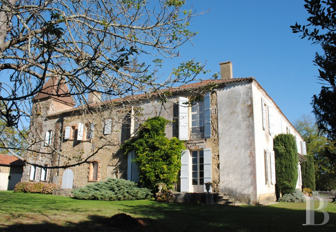 chateaux for sale France midi pyrenees castles chateaux - 5