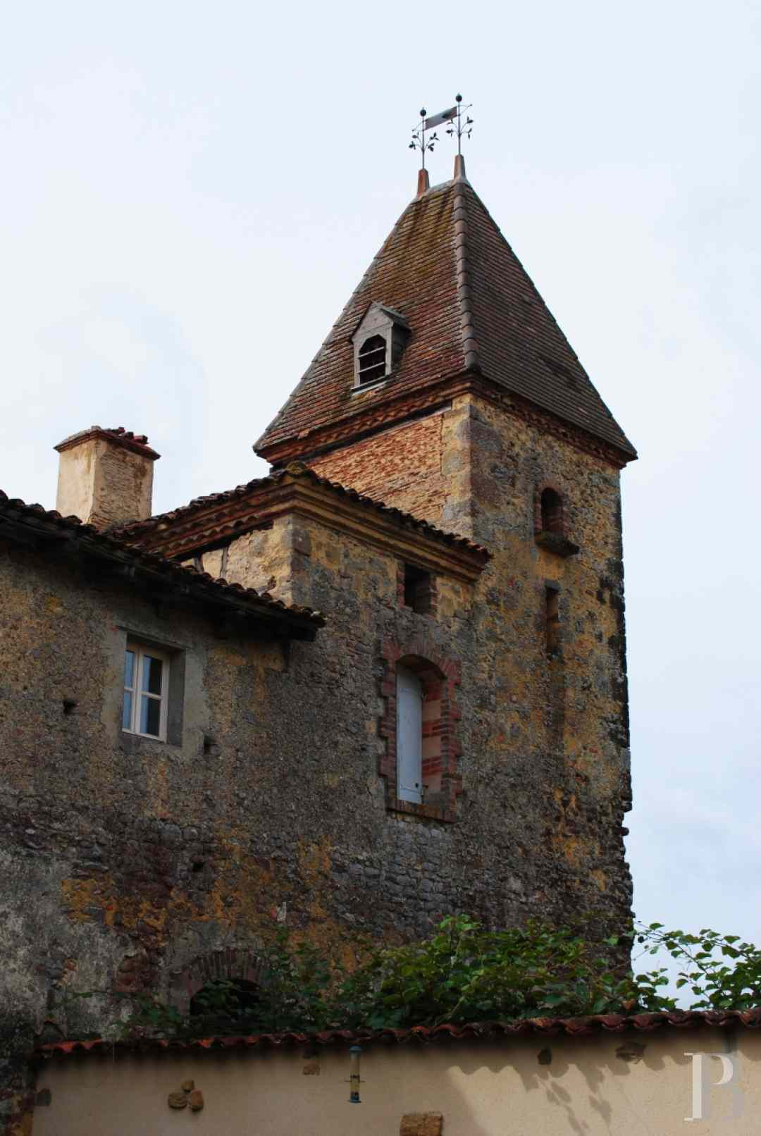 chateaux for sale France midi pyrenees castles chateaux - 6 zoom