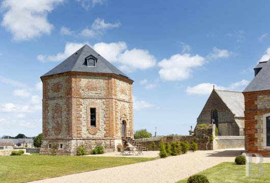 An old 17th century estate near the landing beaches in Cotentin, between Saint-Lô and Cherbourg - photo  n°3