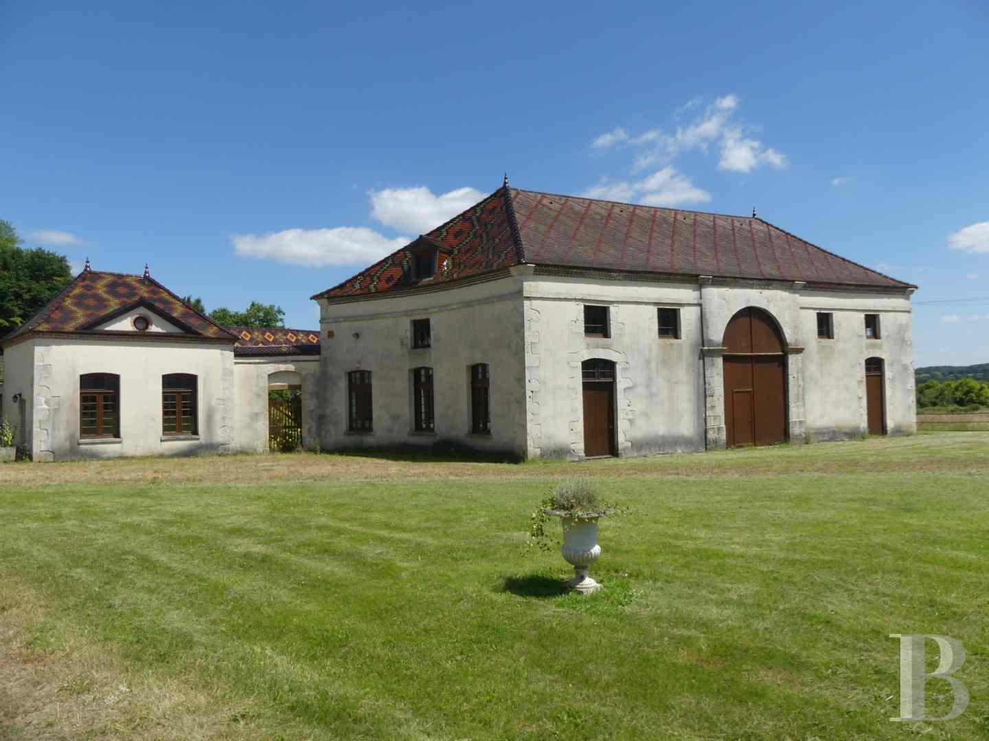 chateaux a vendre bourgogne chateau domaine - 11 zoom