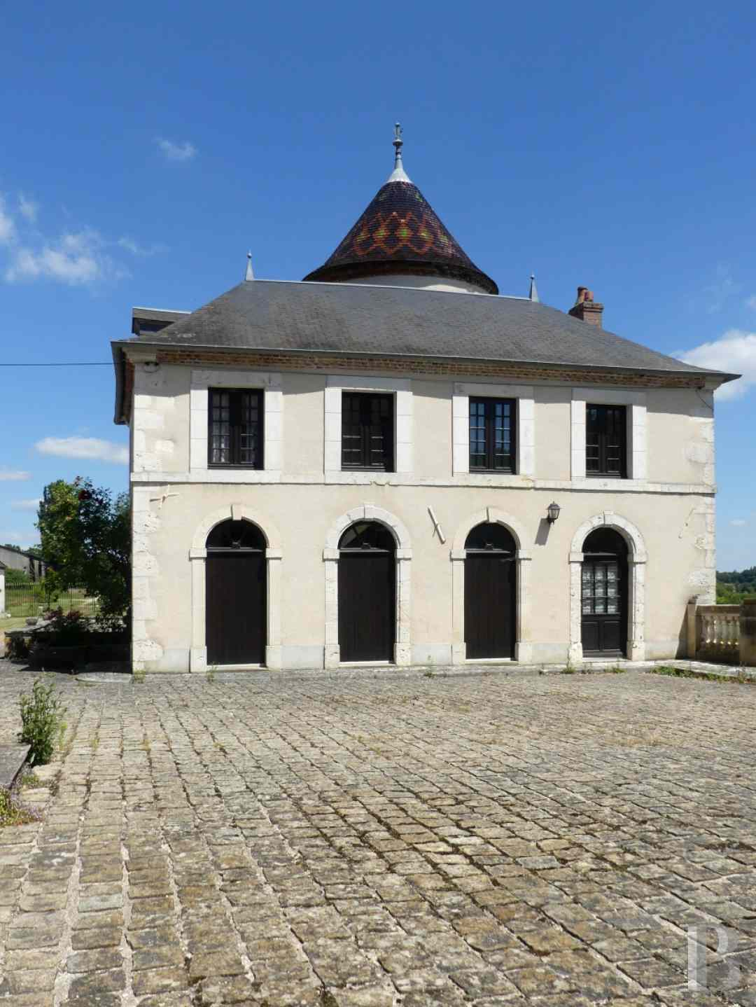 chateaux a vendre bourgogne chateau domaine - 13 zoom