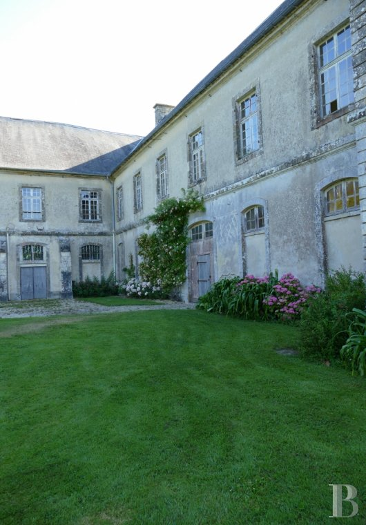 castles for sale France lower normandy historic buildings - 9