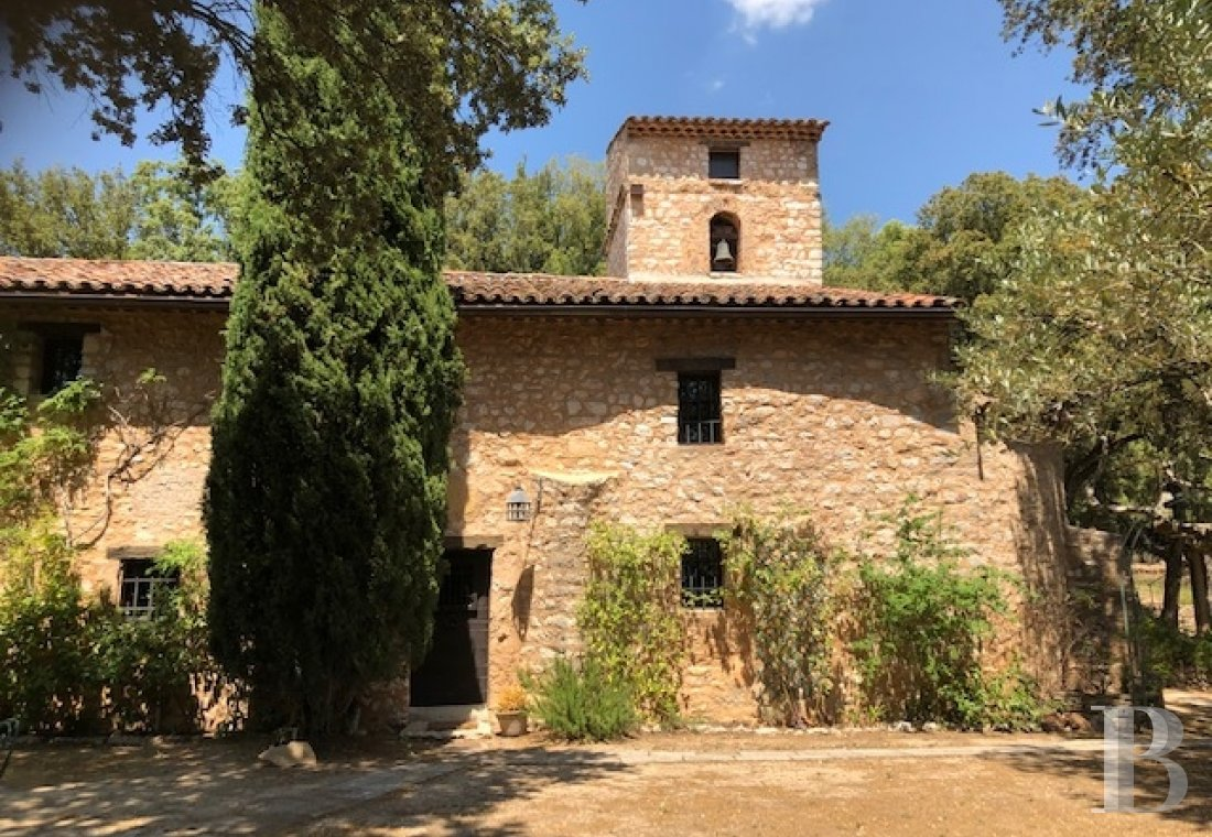 monastery for sale France provence cote dazur   - 1