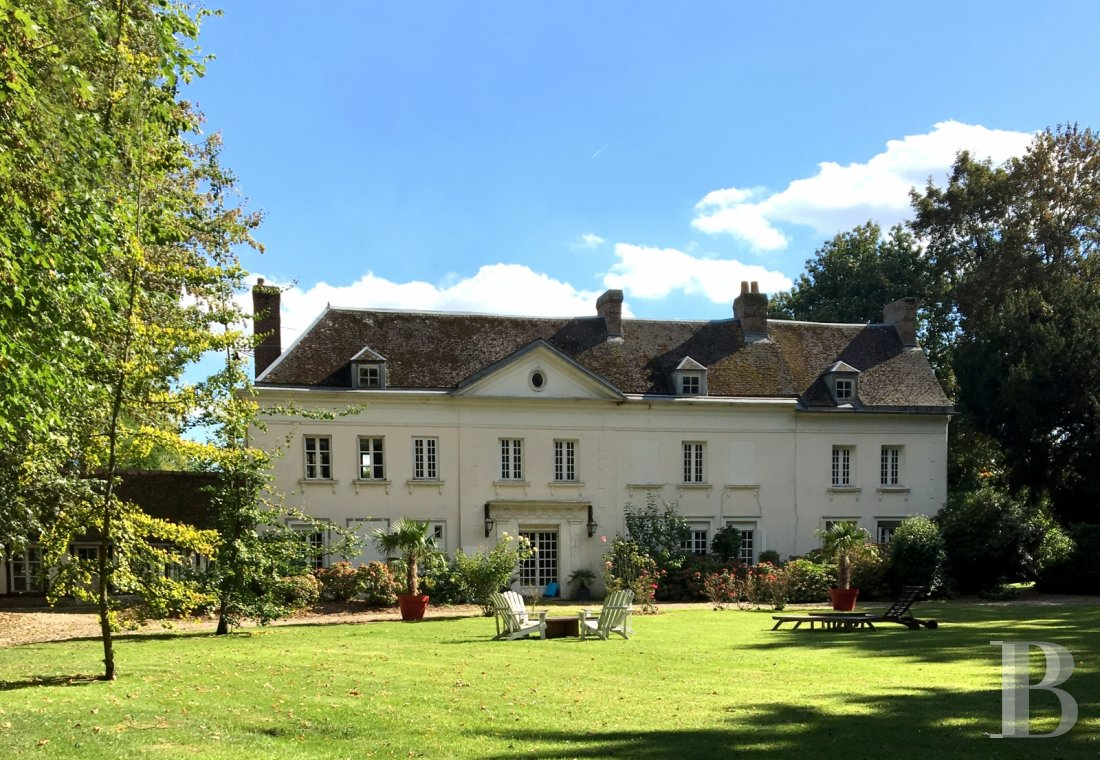 France mansions for sale upper normandy manors village - 1