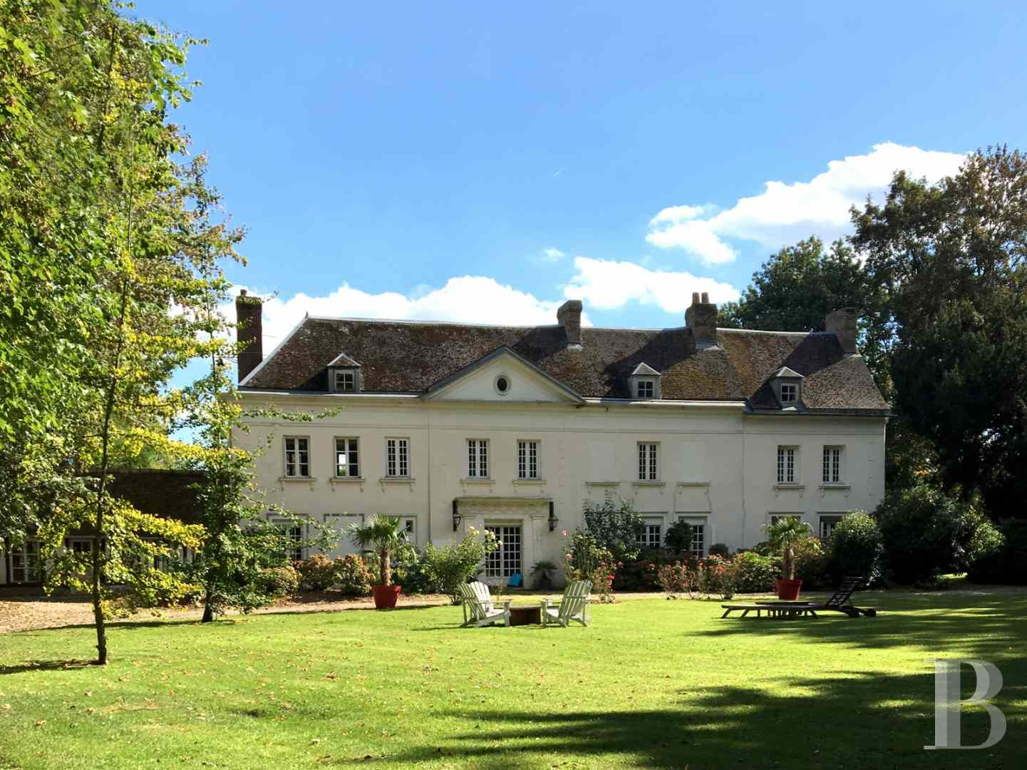 France mansions for sale upper normandy manors village - 1 zoom