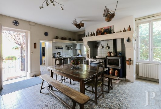 french village houses for sale burgundy   - 8
