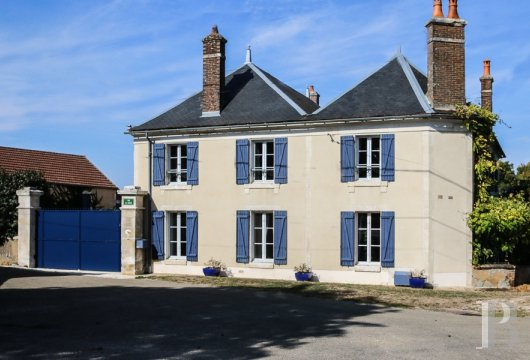 french village houses for sale burgundy   - 4