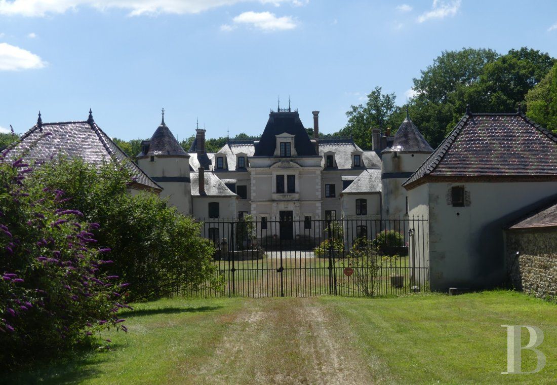 chateaux for sale France burgundy castles chateaux - 3