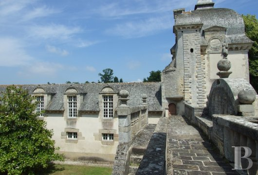 chateaux for sale France brittany castles chateaux - 9