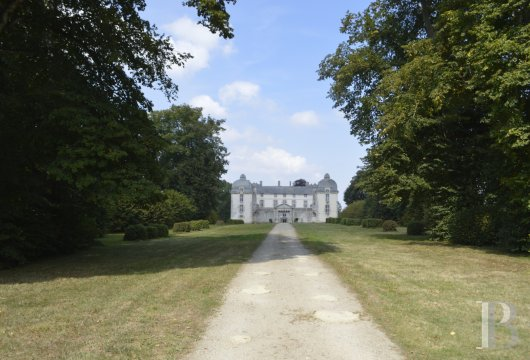 chateaux for sale France brittany castles chateaux - 5